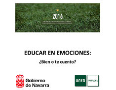UNED Pamplona 2016: Siento luego...