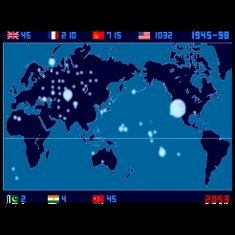 Explosiones nucleares 1948-1998